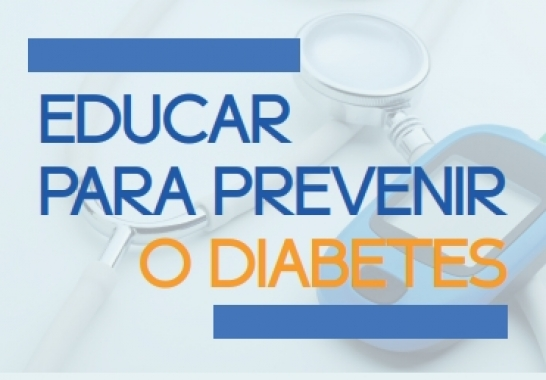 Educar para prevenir o Diabetes